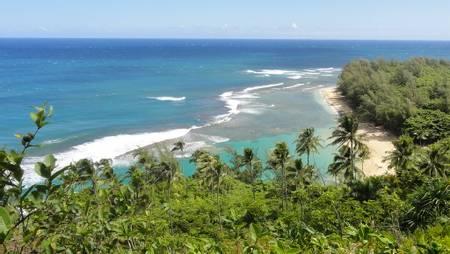 kee-beach-wainiha-hawaii beach