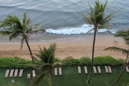 keka'a-beach-kaanapali-hawaii beach