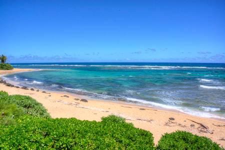 kepuhi-beach-maunaloa-hawaii beach