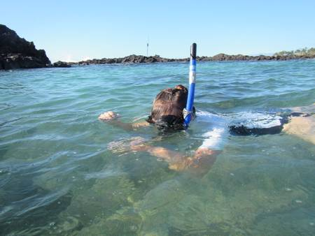 kikaua-point-beach-kalaoa-hawaii beach