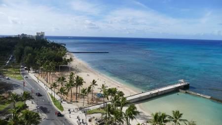 kuhi-beach-kalaoa-hawaii beach