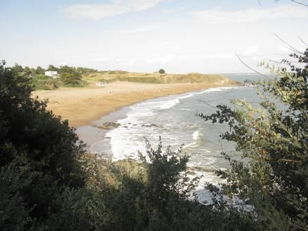 la-courance-saint-nazaire beach