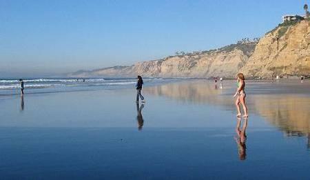 la-jolla-shores-beach-san-diego-california beach