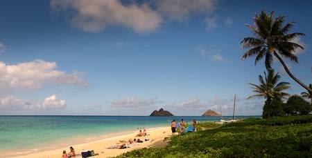 lanikai-beach-kailua-hawaii beach