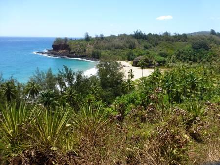 lawai-bay-koloa-hawaii beach