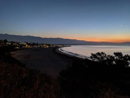 leadbetter-beach-santa-barbara-california beach