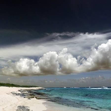 les-salines-saint-francois-grande-terre beach