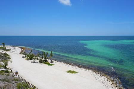 loggerhead-beach-big-pine-key-florida beach
