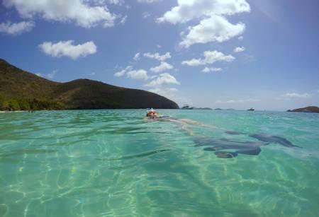 maho-bay-beach-cruz-bay-st.-john beach