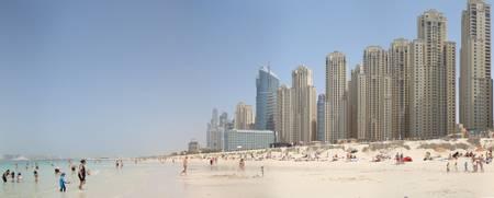 marina-beach-dubai beach