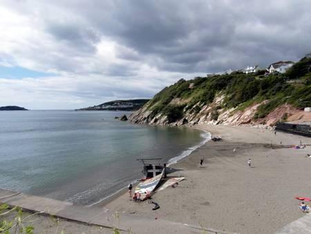 millendreath-beach-cornwall beach