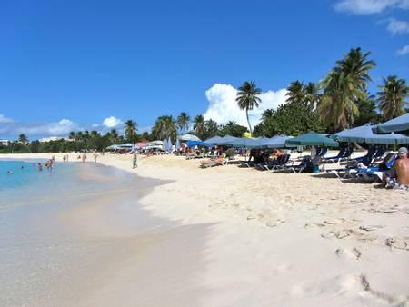 mullet-bay-beach-simpson-bay-sint-maarten beach