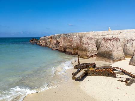 north-beach-key-west-florida beach