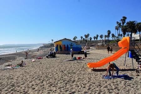 north-beach-san-clemente-california beach