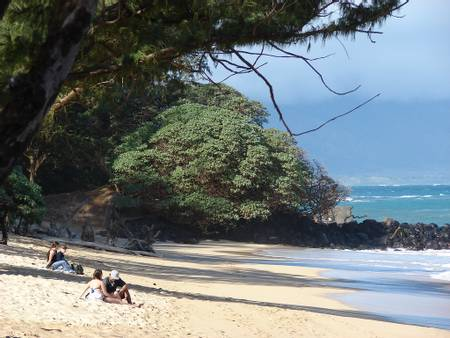 paia-bay-paia-hawaii beach