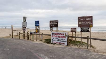 pismo-beach-grover-beach-california beach