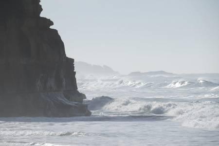 pomponio-state-beach-san-gregorio-california beach