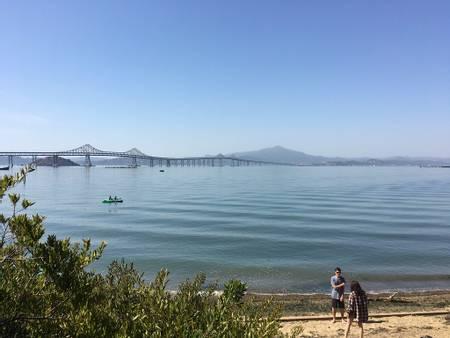 point-molate-beach-richmond-california beach