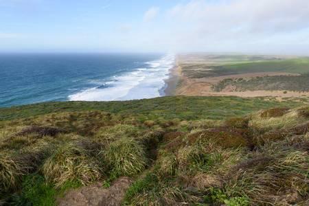 point-reyes-beach-inverness-california beach