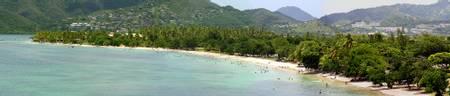 pointe-marin-sainte-anne-le-marin beach