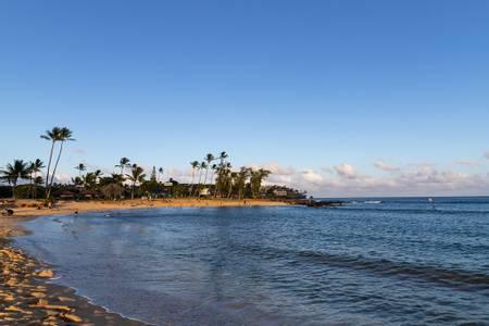 poipu-beach-koloa-hawaii beach