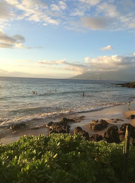 polo-beach-wailea-makena-hawaii beach
