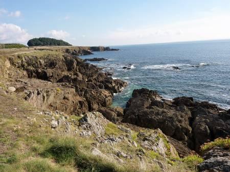 port-blanc-clohars-carnoet-brittany beach