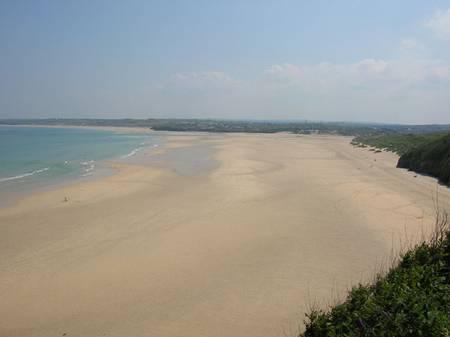porth-kidney-sands-carbis-bay beach
