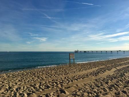 platja-de-l'estacio-badalona-catalonia beach