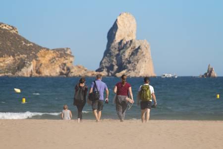 platja-de-l'estartit-el-mas-pinell-catalonia beach