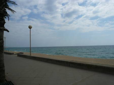 platja-de-la-barca-maria-badalona-catalonia beach