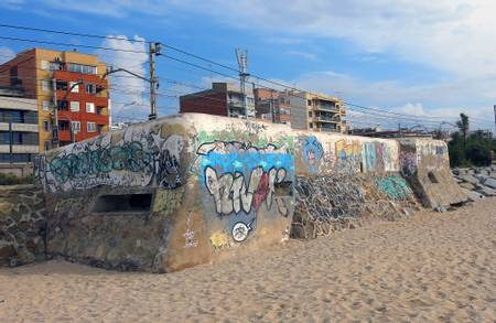 platja-de-la-descarrega-premia-de-mar-catalunya beach