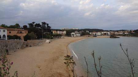 platja-de-la-fosca-palamos-catalonia beach