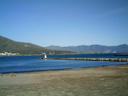 platja-de-la-ribera-el-port-de-la-selva-catalunya beach