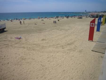 platja-de-llevant-barcelona-catalonia beach