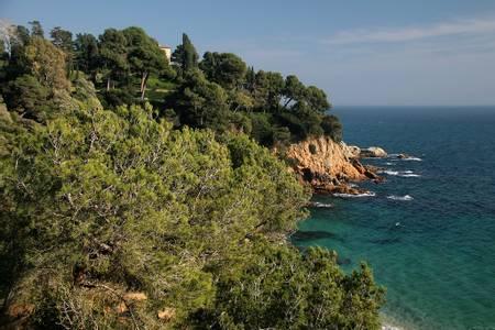 platja-de-sa-boadella-lloret-de-mar-catalonia beach