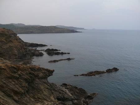 platja-de-s'alqueria-port-lligat-catalonia beach