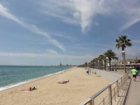 platja-del-cristall-badalona-catalonia beach