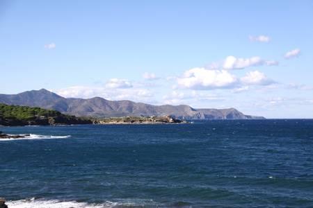 platja-del-pas-el-port-de-la-selva-catalonia beach