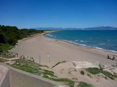 platja-del-riuet-sant-marti-d'empuries-catalonia beach