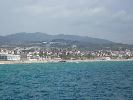 platja-dels-pescadors-badalona-catalonia beach
