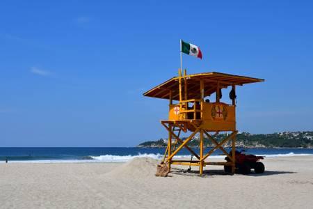 playa-zicatela-brisas-de-zicatela-oaxaca beach