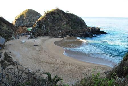playa-zipolite-el-radar-oaxaca beach