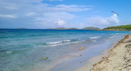 playa-zoni-fraile-culebra beach
