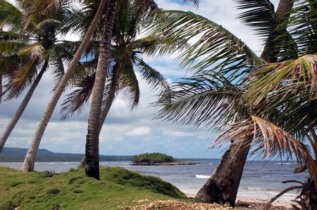 playa-arroyo-salado-la-entrada-maria-trinidad-sanchez-province beach