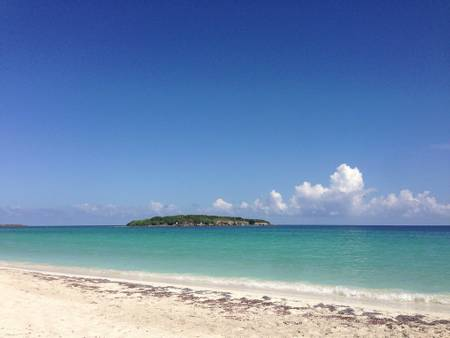 playa-chiva-puerto-ferro-vieques beach