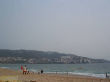 playa-condesa-acapulco-guerrero beach