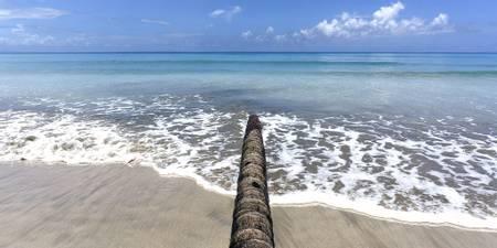 playa-coson-las-terrenas-samana-province beach