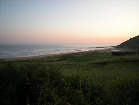 playa-de-vega-berbes beach