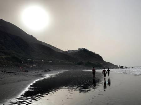 playa-de-almaciga-santa-cruz-de-tenerife beach